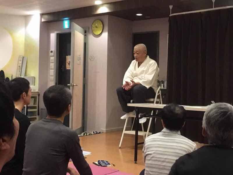 実践研修会@六本木
