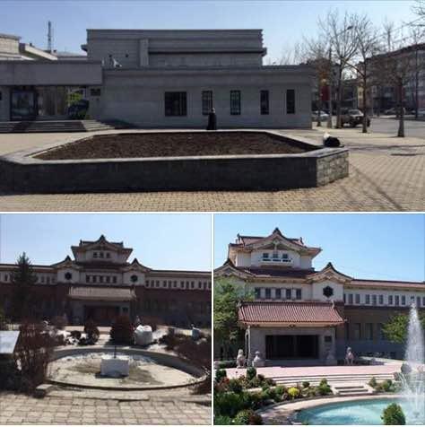 樺太庁日本銀行_樺太博物館