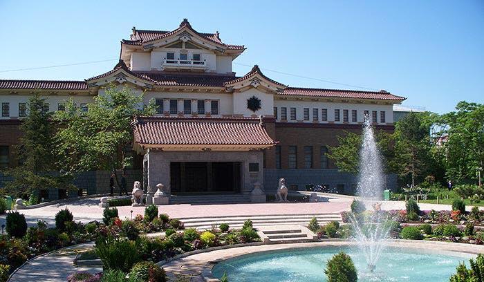 旧大日本帝國樺太博物館