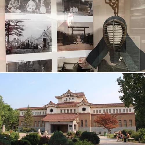 旧樺太庁の博物館