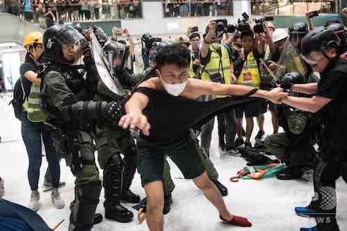 香港_暴動