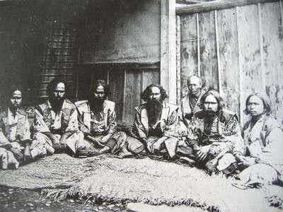 アイヌ部族