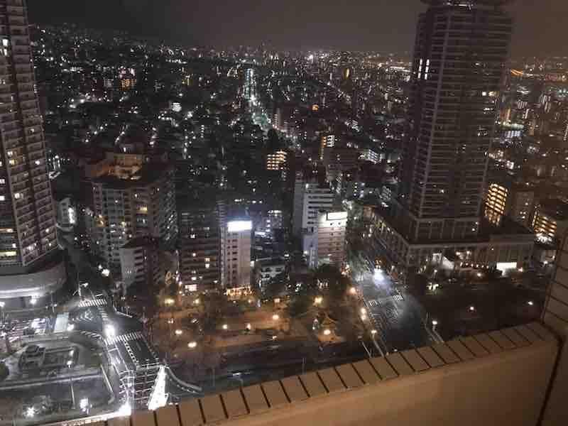 新神戸の夜景