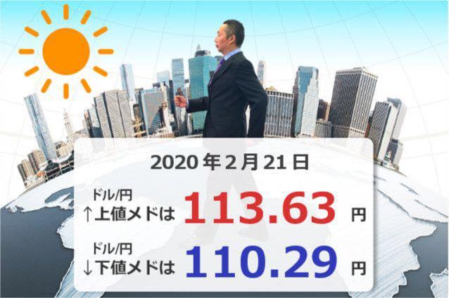 為替_20200221